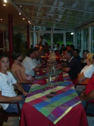 Repas Ychoux 2007