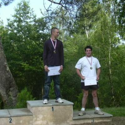 Juniors G ligues 2007