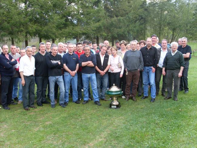 Photo groupe Prix F. Jarraud 2008