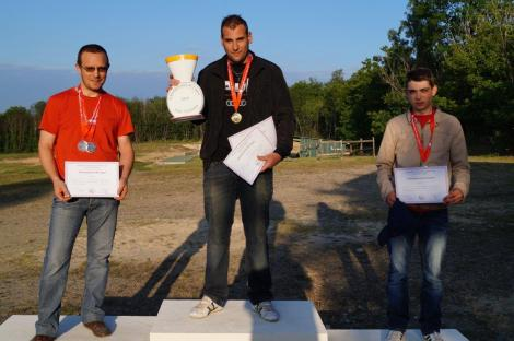 Podium ligue fu
